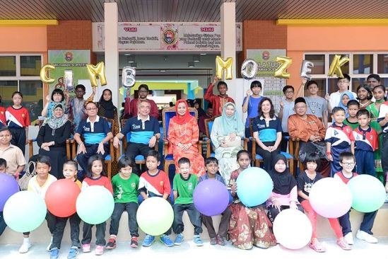 CIMB Foundation launches MOZEK to nurture diversity and inclusivity among students.