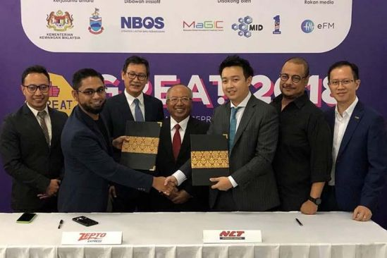 ZeptoExpress Expands to East Malaysia