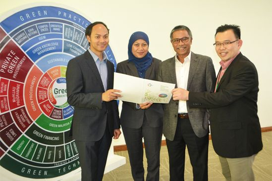 GREENTECH MALAYSIA: REDEFINING THE GREEN GAME