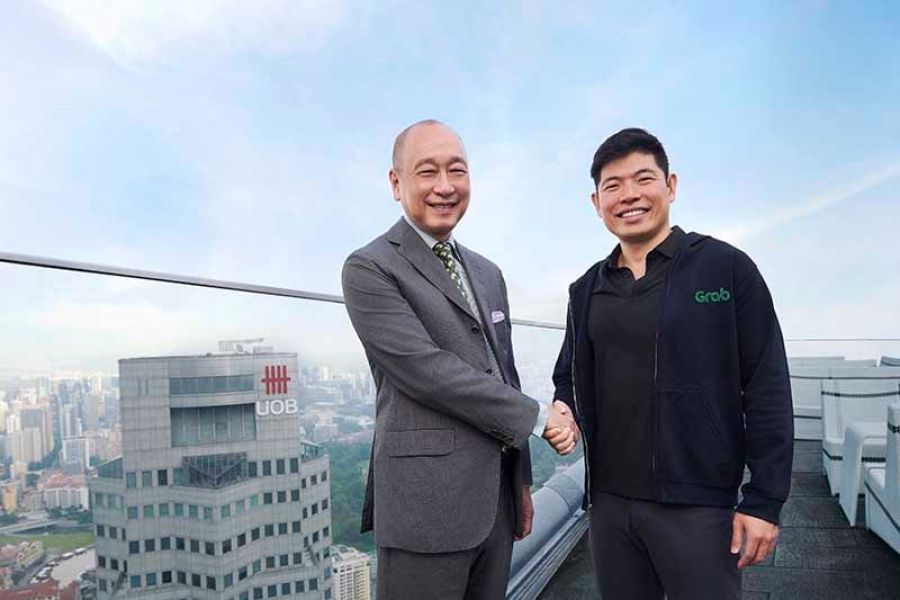 UOB and Grab form strategic regional alliance to accelerate the use of digital services among ASEAN's consumers