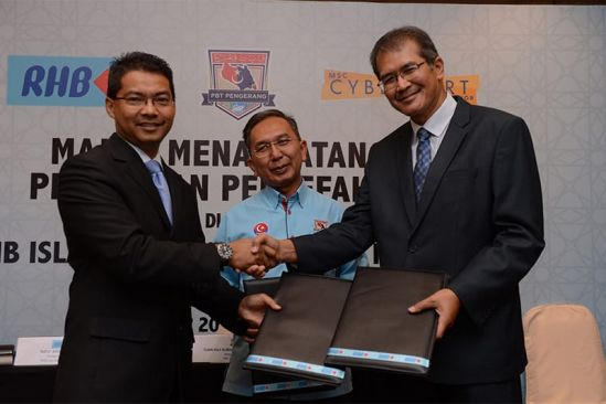 RHB Islamic Provides Total E-Solutions To PBT Pengerang