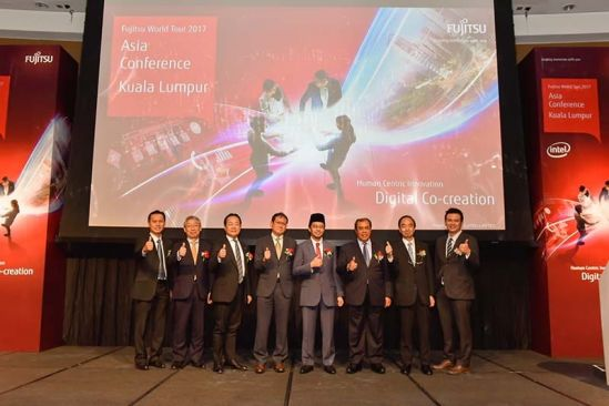 Fujitsu Malaysia Paves the Way for Businesses' Digital Transformation through Co-Creation Initiatives
