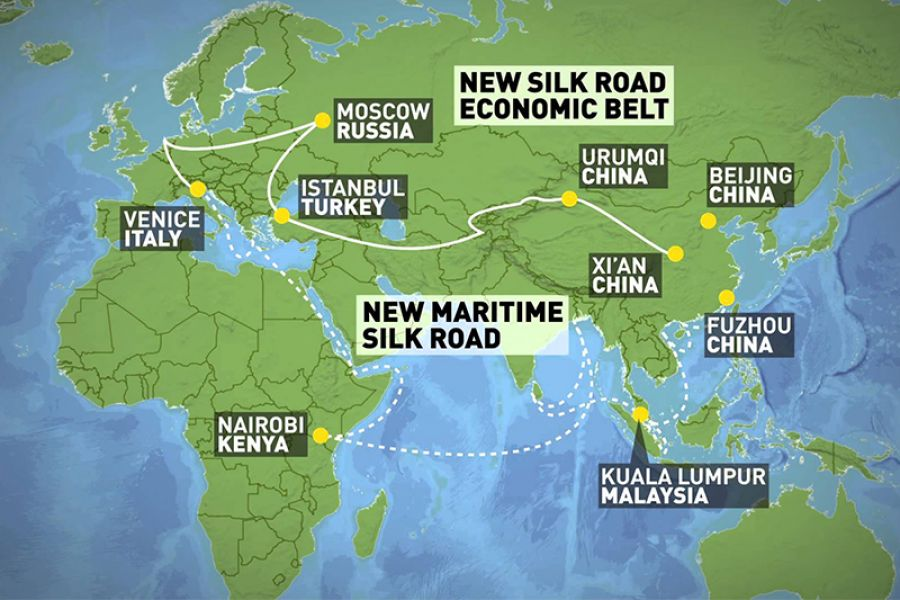 Belt and Road Initiative brings mutual economic benefits to Malaysia, ASEAN and China