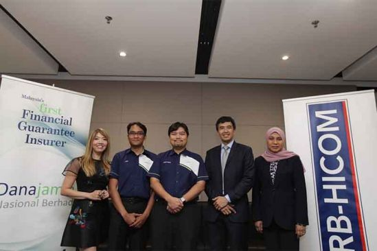 Danajamin Provides Inaugural Drop Off Guarantee For A 'Live' Bond By DRB-Hicom's Subsidiary