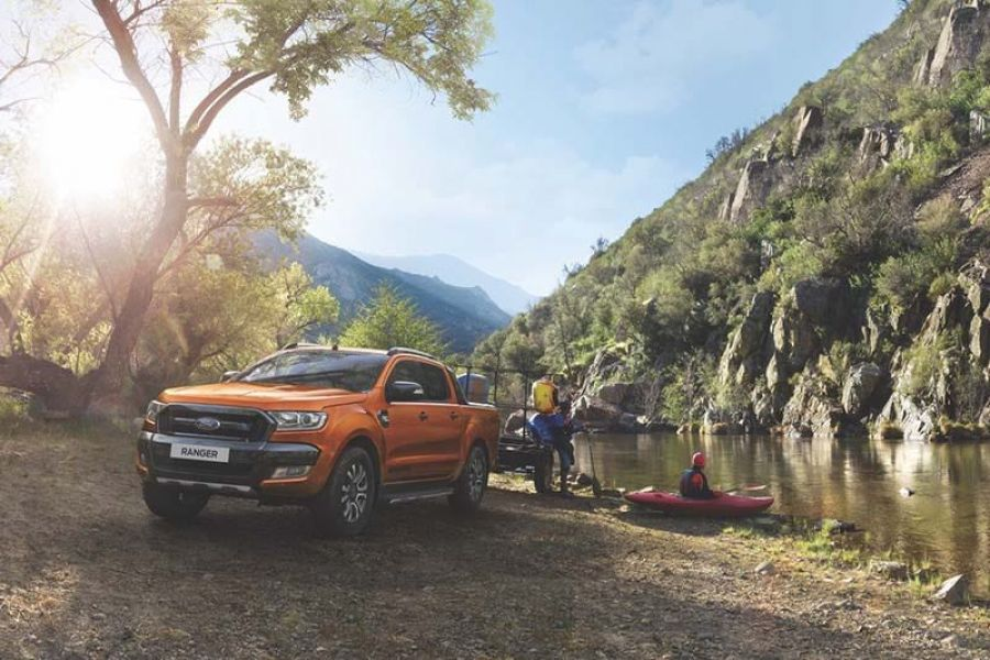Ford Ranger Wildtrak 2 2L Arrives in Malaysia