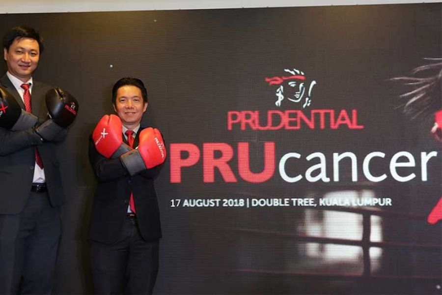 Prudential launches PRUcancer X
