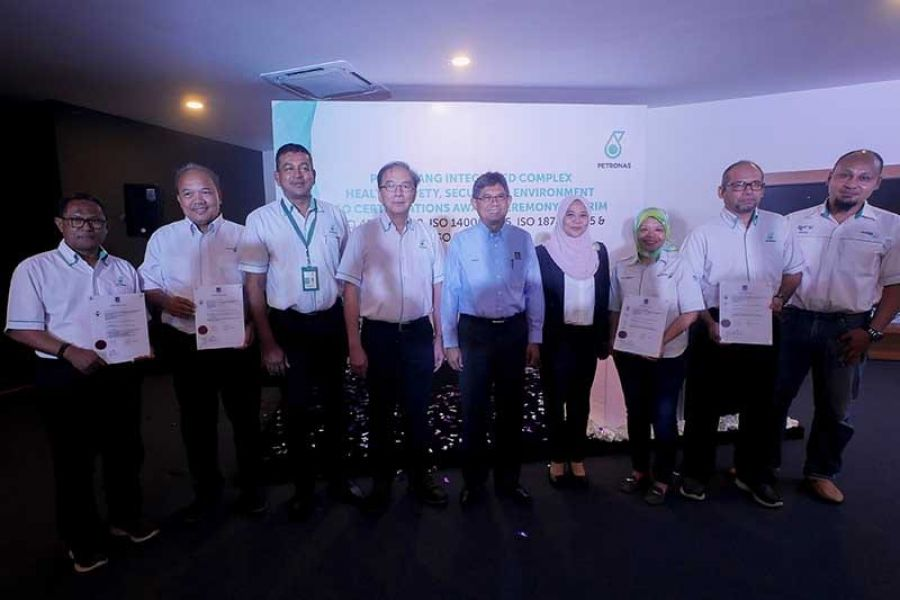 PIC Receives Four Iso Certifications From SIRIM