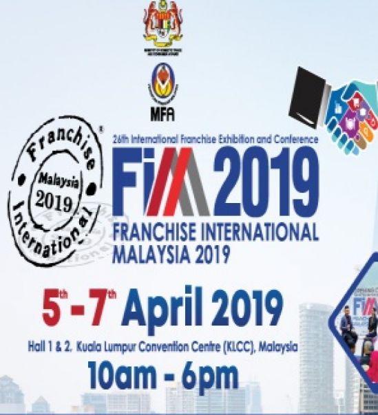 FIM2019 Records Potential Franchise Transaction Value Of RM452 Million