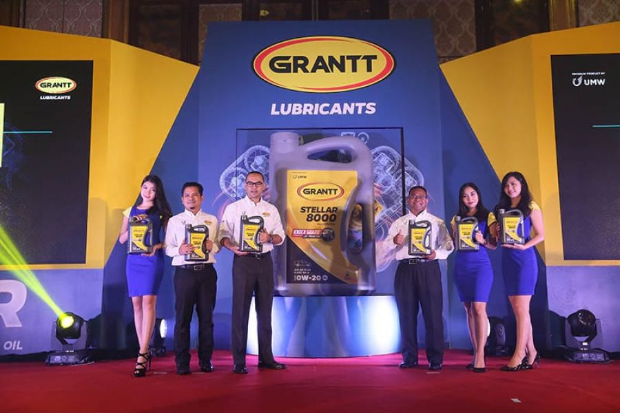 Grantt Introduces Grantt Stellar 8000 Fully Synthetic Engine Oil