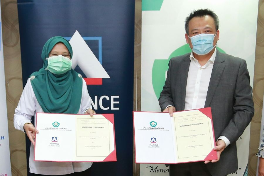 Alliance Islamic Bank Partners Yapeim To Help Smes And B40 Communities