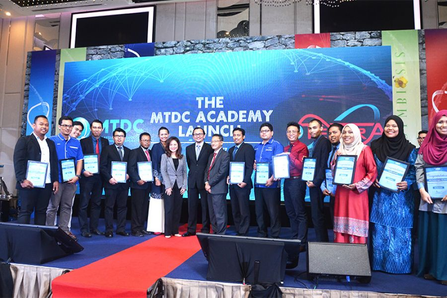 MTDC Unveils its Technopreneur Training Academy (TENTRA)