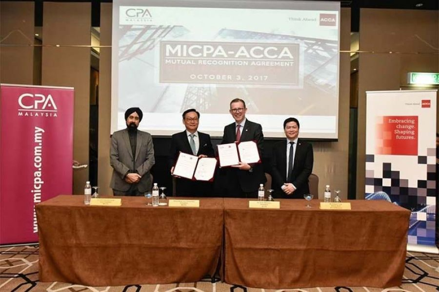 Acca And Micpa Renew Mutual Recognition Agreement