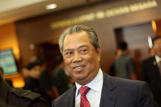 Know Your Minister - Tan Sri Muhyiddin Yassin (Home Minister)