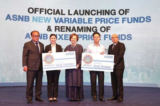 PNB Launches New ASNB Funds