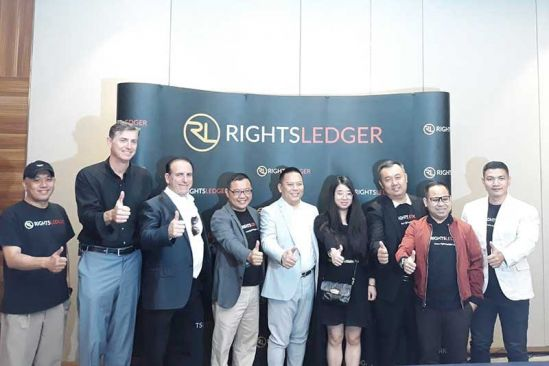 RightsLedger Expand its Business in Asia