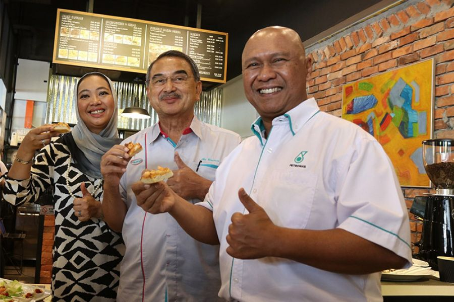 Petronas Cements Leadership In Convenience Offerings