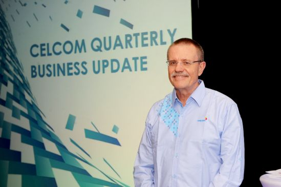 Celcom Stabilises - Improved Revenue Growth To RM1.52 billion