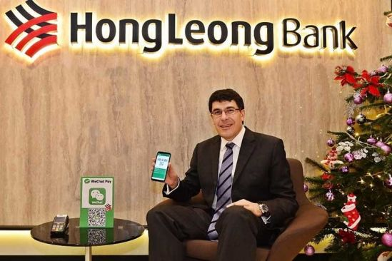 Hong Leong Bank Customers Can Start Binding Their Debit Card to Wechat Wallet