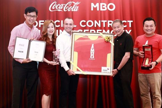 MBO Cinemas to feature new cast from Coca-Cola