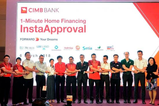 CIMB Introduces 1-Minute Home Financing InstaApproval