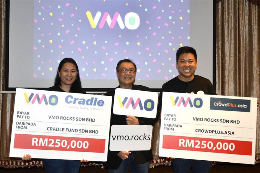 VMO, Malaysian startup rocks its first equity crowdfunding campaign!