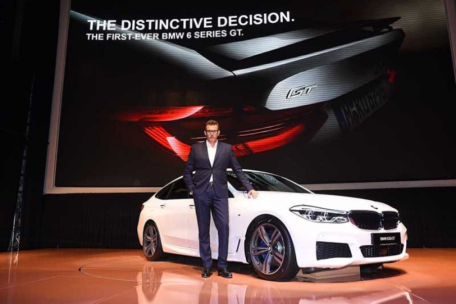 BMW Malaysia Introduces the First-Ever BMW 6 Series GT.