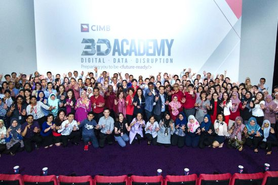 CIMB pledges RM 75 million to new 3D Academy to propel Group's digital ambitions