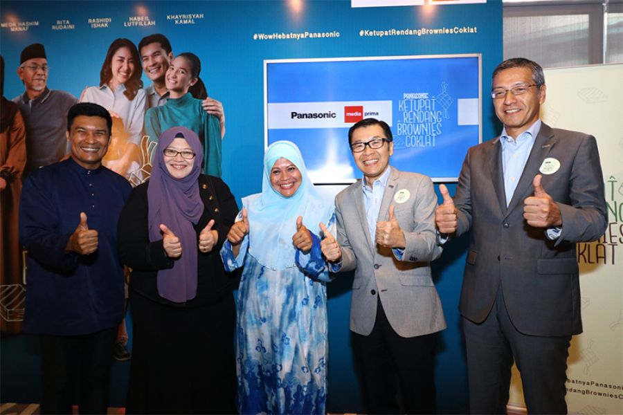 Panasonic Partners with Media Prima to Strengthen Position in Malaysian Market