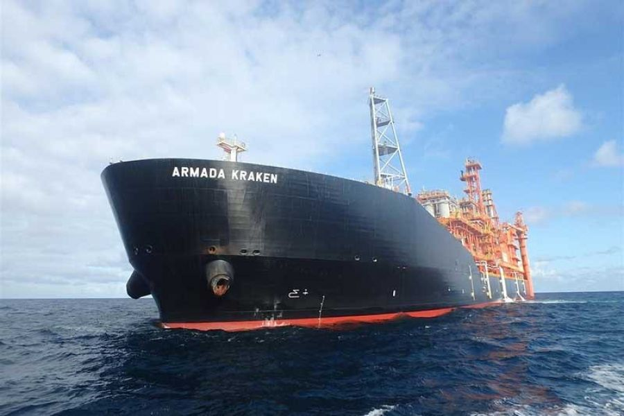 Bumi Armada Achieves Final Acceptance on The Armada Kraken FPSO