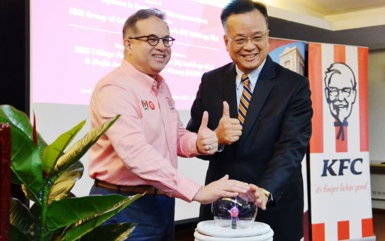 SEGi Launches First Ever 2u2i Diploma Programme In Partnership With QSR Brands