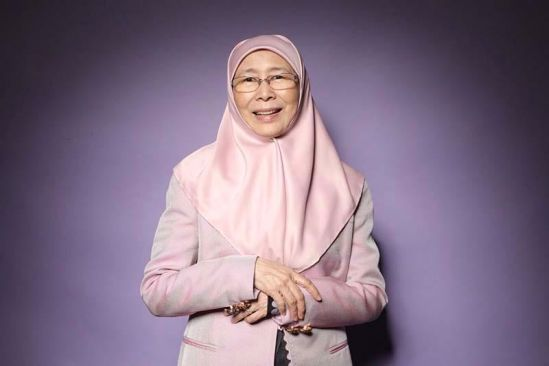 Know Your Minister - Datuk Seri Dr Wan Azizah Wan Ismail (Deputy Prime Minister and Minister of Women and Family Development)