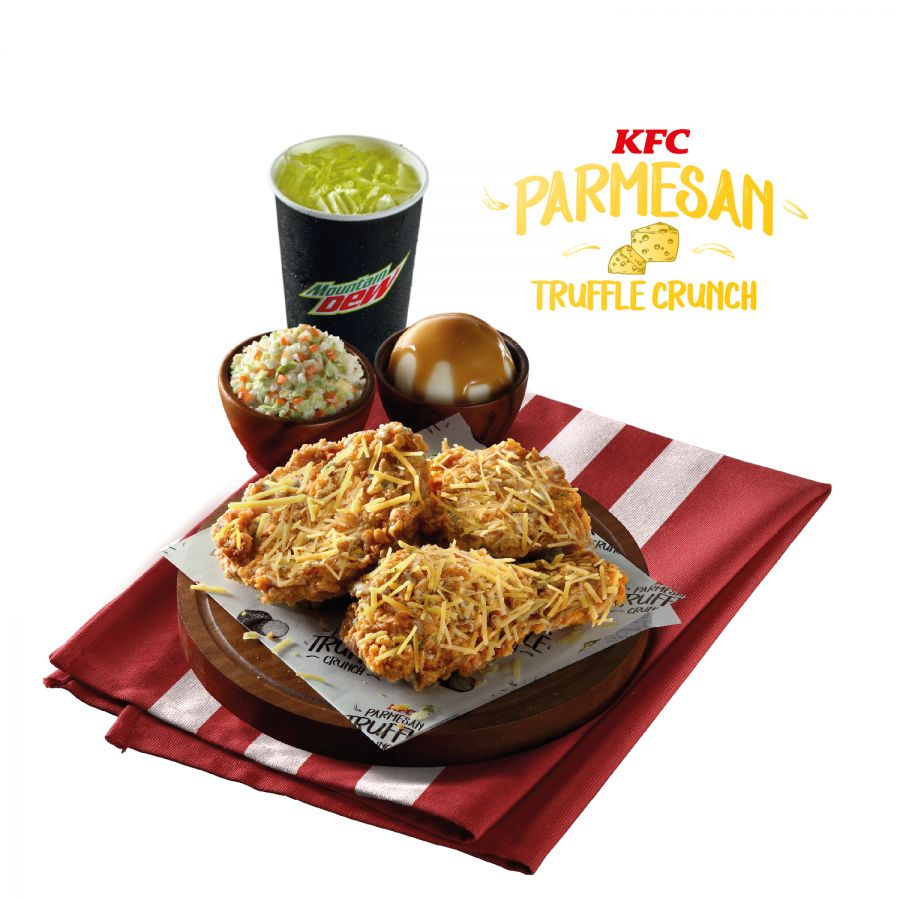 KFC launches special menu