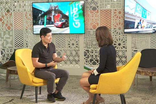 CNBC Conversation: Grab CEO, Anthony Tan