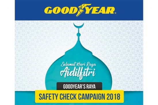 Goodyear Advocates Road Safety for Drivers this Raya Season