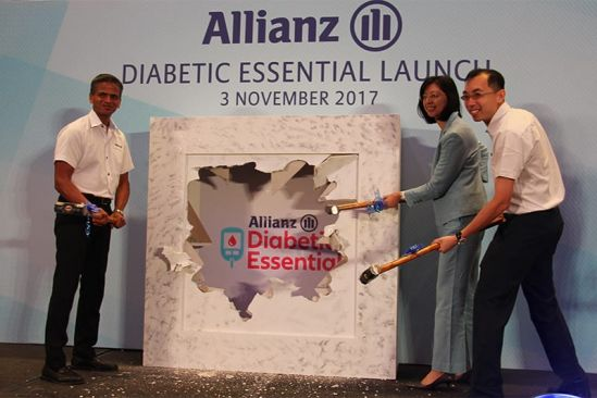 Allianz Diabetic Essential – Designed for Diabetics