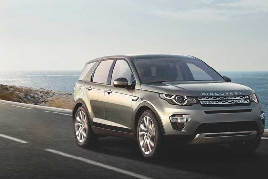2018 Land Rover Discovery Sport Now Powered with Ingenium 2.0l Petrol