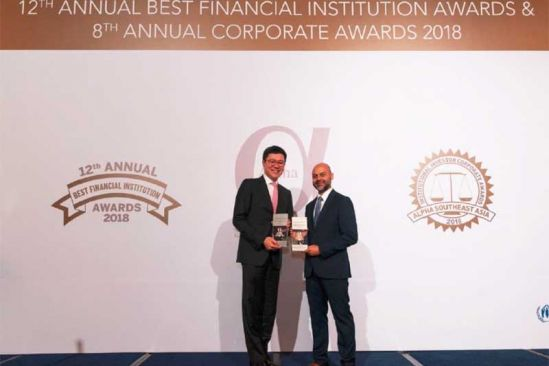 CIMB Honoured With Eight Awards