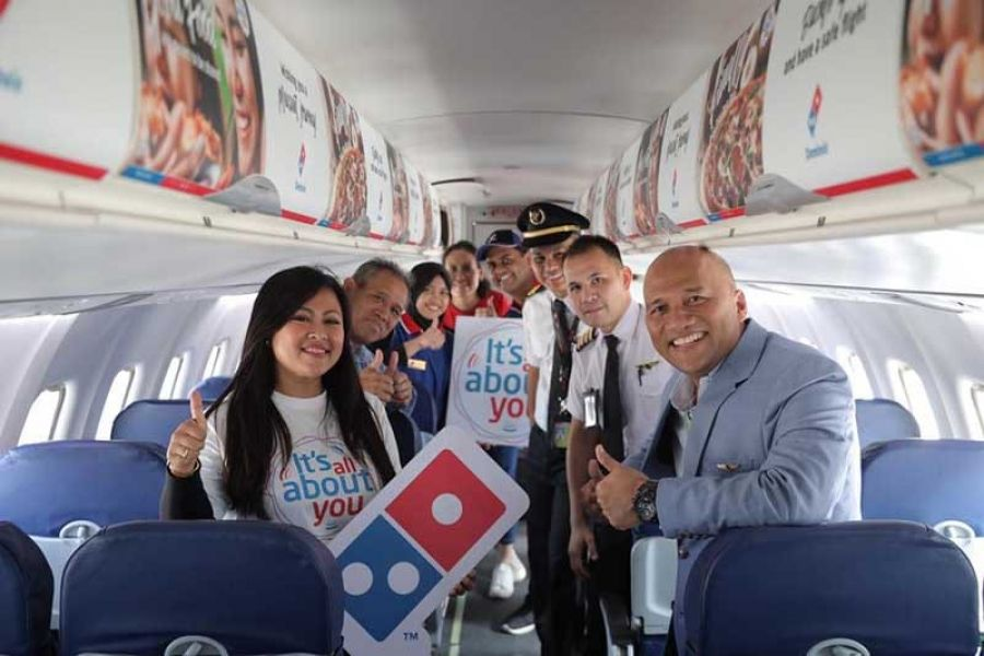 Domino's Pizza inks MoU with MASwings as First QSR to Serve Pizzas to Passengers