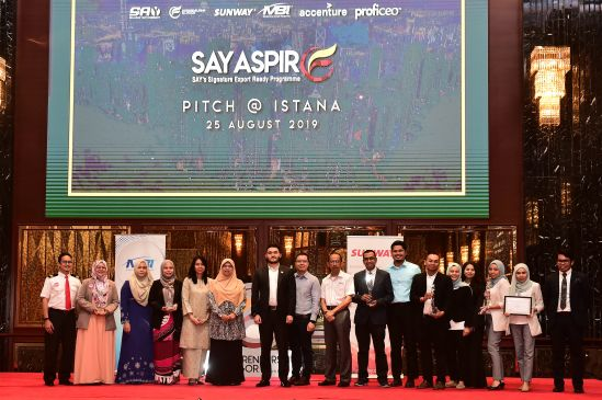 SAY Aspire - An Initiative by Entrepreneurship Selangor To Promote Youth Entrepreneurship